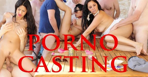 Porno Casting auf Mallorca 2016